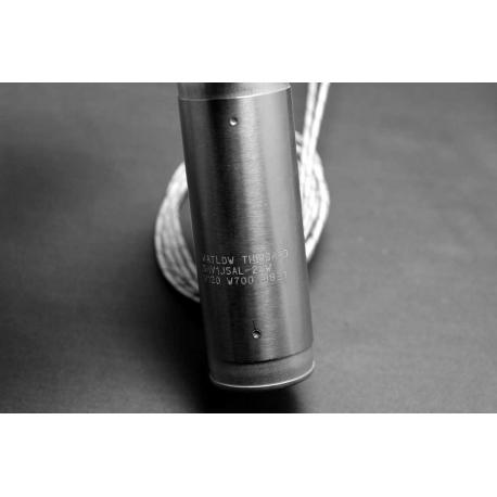 "1-1/2"" ID 5""W Nozzle Heater 700w 120v"