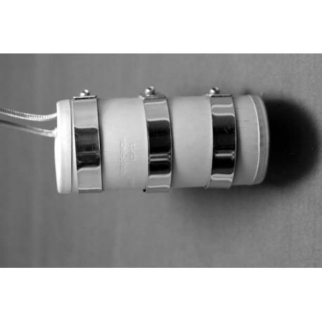 "1-3/4"" ID 4-1/2""W Nozzle Heater 600w 120v"
