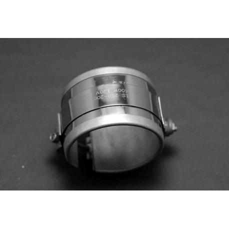 "2-1/2"" ID 2""W Nozzle Heater 600w 120v"