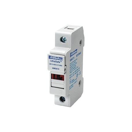 30A 1P 600V-ac~dc Ultrasafe Fuse Holder