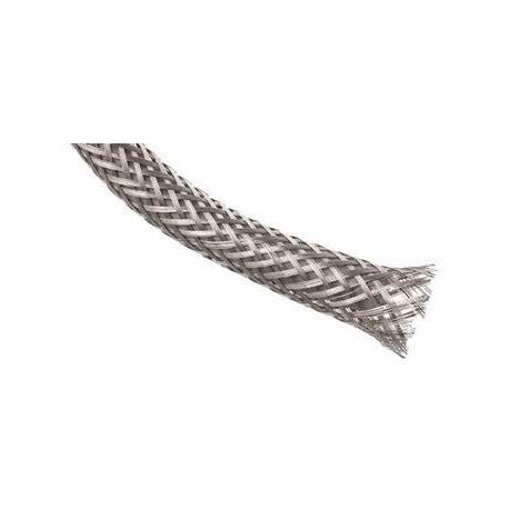 "1/4"" Stainless Steel Tight Braid Sleeve"