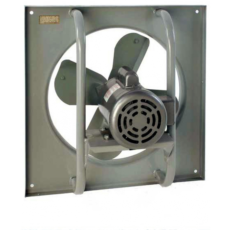 Direct Drive Wall Fans : Airmaster h v exhaust wall fan