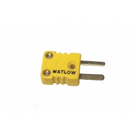 Minature Male Plug 'K' Thermocouple
