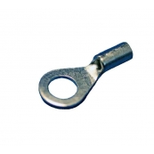 22-18 Wire Gauge No.10 Stud Ring Terminal