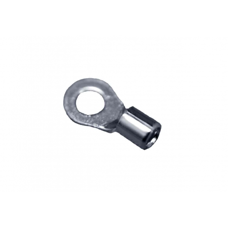 12-10 Wire Gauge No. 10 Stud Ring Terminal