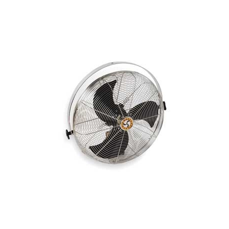 "12"" Wall or Ceiling Mount Air Circulator I12YM"