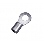 "8 Wire Gauge 1/4"" Stud Ring Terminal"