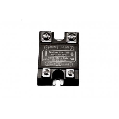 50A SPST N/O 240Vac Power 3~32Vdc Control