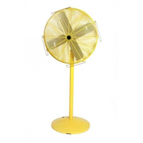 "30"" Safety Yellow Fan"