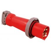 30A 3P 4W 480V 3-Phase Male Plug