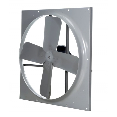 "18"" Low Pressure Industrial Duty Wall Mount Fan"