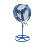 "30"" Misting Barrel Fan 1/3 HP"