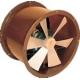 "12"" Tube Axial Fans 1/2 HP"
