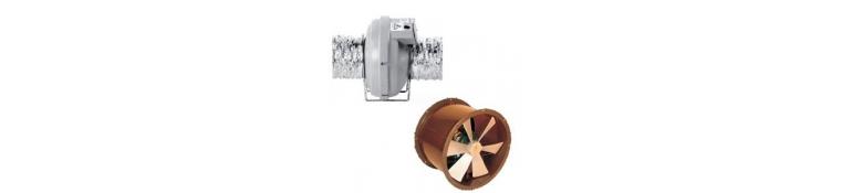 Conducto & montaje del tubo