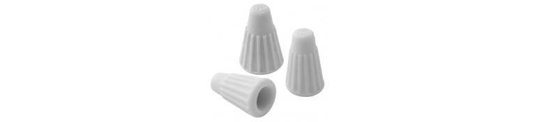 Alambre cerámica bloques de Terminal de tuercas & cubiertas