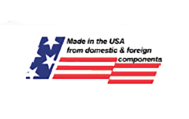 Made in the USA from Domestic and Foreign Materials